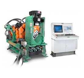 Установка для обработки стального уголка и полосы Peddinghaus AFCPS-863 Anglemaster