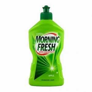 Средство для мытья посуды Morning Fresh 450 мл Яблоко