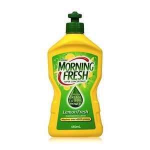 Моющее средство для посуды Morning Fresh 450 мл Лимон