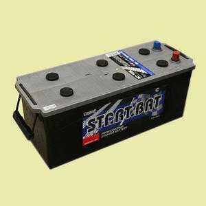 Аккумулятор СтартБат 6СТ-140