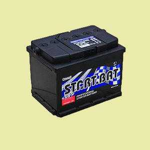 Аккумулятор СтартБат 6СТ- 60 (60 Ah)