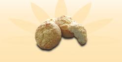 Печенье Кокосовые снежки
