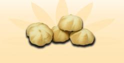 Печенье Каприз с карамелью