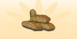 Печенье Бискотти с арахисом