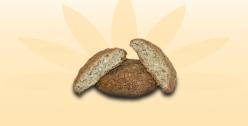 Печенье Овсяное с кокосом