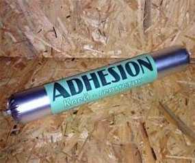 Клей-герметик ADHESION MS57НТ, 600 мл
