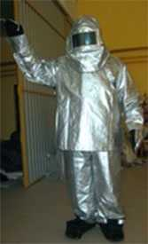 Комплект одежды специальной ТОК 200 защитной от повышенных тепловых воздействий