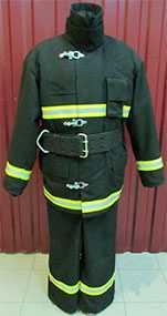 Костюм боевой одежды пожарного-спасателя модель 014-2012