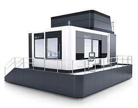 Токарно-фрезерный обрабатывающий центр DMG DMU 340 FD