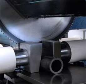 Дископильный станок для одиночного реза среднеразмерных заготовок RSA RASACUT CC 150