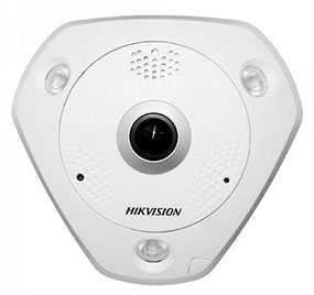 IP камера видеонаблюдения Hikvision DS-2CD6332FWD-IS