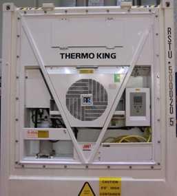Рефрижераторный контейнер TermoKing MP 4000