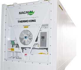 Рефрижераторный контейнер Thermo King MP 3000