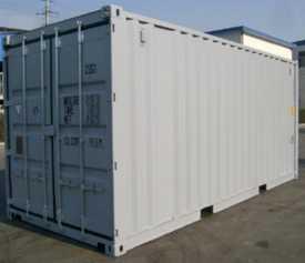 Морские сухогрузные контейнеры 40 футов