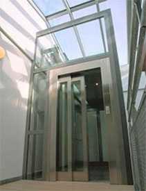 Лифт пассажисркий ISO-PA 300