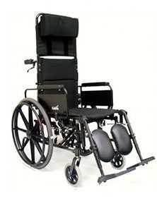 Коляска инвалидная модель KM-5000