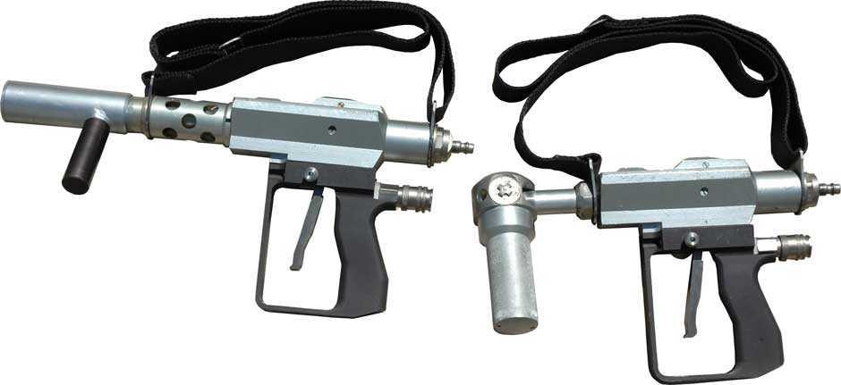 Стволы пожарные: импульсный СП-И, комбинированный СП-К