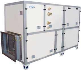 Установка климатическая PoolStar PS II 300 для бассейнов