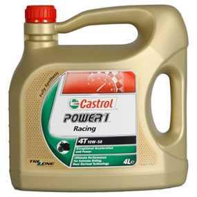 Масло моторное синтетическое Power 1 Racing 4T 10W-50 4л