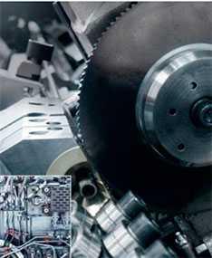 Дископильный станок для резки заготовок малых диаметров RSA Rasacut XS