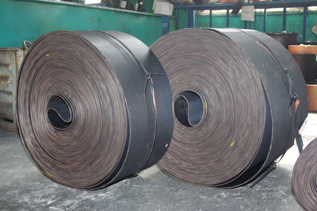 Ленты конвейерные резинотканевые Тип — 4 ГОСТ 20-85