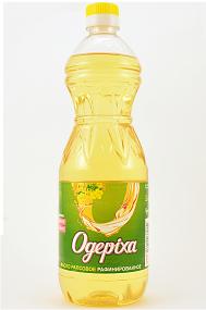Одерiха масло рапсовое рафинированное дезодорированное марка П