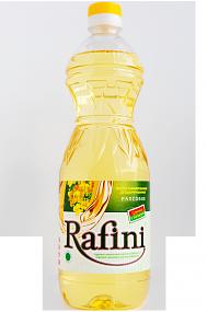 Rafini масло рапсовое рафинированное дезодорированное марка П