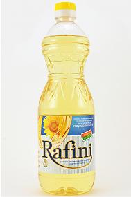 Rafini масло подсолнечное рафинированное дезодорированное вымороженное марка П