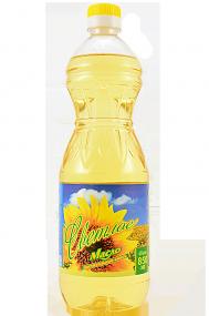 Растительное масло Светлое пищевое купажированное подсолнечно-рапсовое