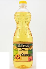 Растительное масло Солнечное пищевое купажированное подсолнечно-рапсовое