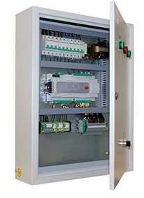 Щит автоматического управления приточной вентиляции КИП-П
