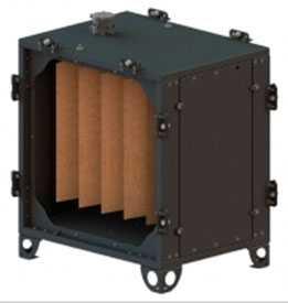 Блок фильтра карманного G3-F9 (для установки VС)