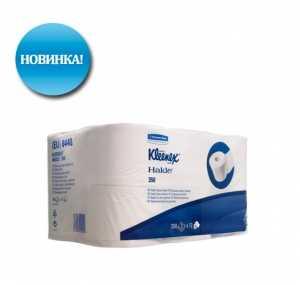 Туалетная бумага в стандартных рулонах KLEENEX (3-х слойн., 42 метра)