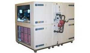 Воздухоподготовительный агрегат с батарейным утилизатором тепла GOLD CX