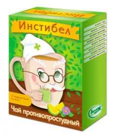 ИНСТИБЕЛ чай противопростудный 5 пакетов