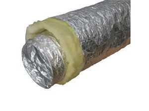 Теплоизолированные гибкие воздуховоды AF и AF-П