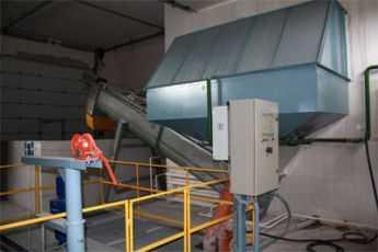 Автоматизированная установка переработки жидких отходов производства бетона ELTI-10 (АТК Рециклинг)