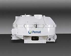 Высокоскоростной тарельчатый смеситель PМR с завихрителем