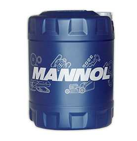 Масло моторное синтетическое для грузовых автомобилей MANNOL TS-8 UHPD Super 5W-30 (Truck Special) 10л