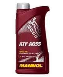 Масло трансмиссионное MANNOLL ATF AG55 AUTOMATIC 1л