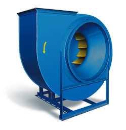 Вентиляторы радиальные среднего давления ВР 280-46-4