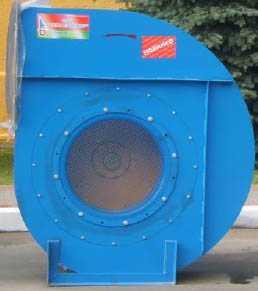 Вентиляторы радиальные типа ВР 78-60