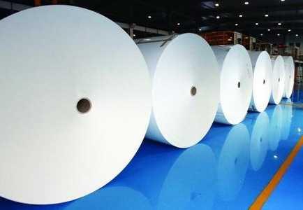 Бумага-основа для туалетной бумаги из целлюлозы