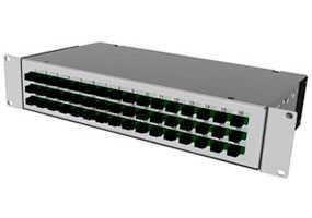 Кросс оптический малой емкости SC APC ПЮРК.301241.024-02