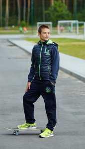 Брюки спортивные для мальчика арт. 4011 - Соло-Пинск