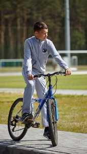 Костюм спортивный для мальчика арт. 4008 - Соло-Пинск