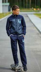 Костюм спортивный для мальчика арт. 4011 - Соло-Пинск
