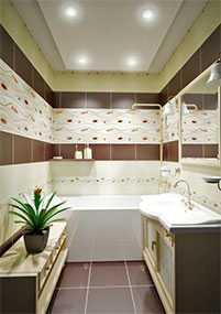 Плитка керамическая Сакура