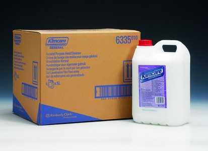 Жидкое мыло Kimberly-Clark Kimcare разливное, нейтральное 5 л