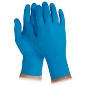 Перчатки нитриловые, тонкие, синие KLEENGUARD* G 10